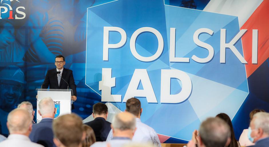 Morawiecki: Sporo wyzwań przed nami, ale mamy świetną partię, z wolą działania na rzecz dalszej poprawy losu Polaków