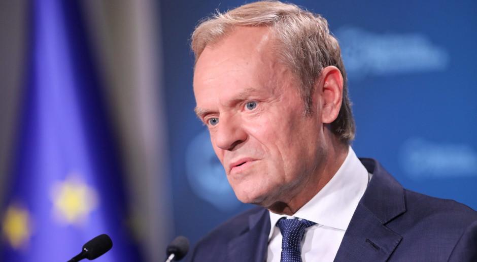 Tusk: do końca roku powinienem odwiedzić wszystkie województwa