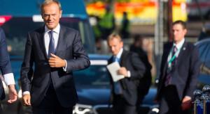 Donald Tusk rozpoczął konsultacje z liderami ugrupowań koalicyjnych