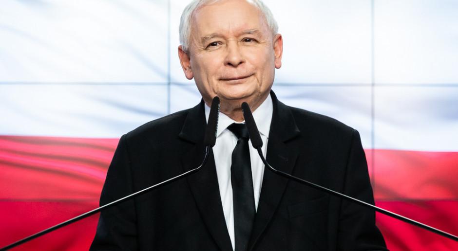 Jarosław Kaczyński: Europie potrzebny jest dialog, a nie monolog rozłożony na różne głosy