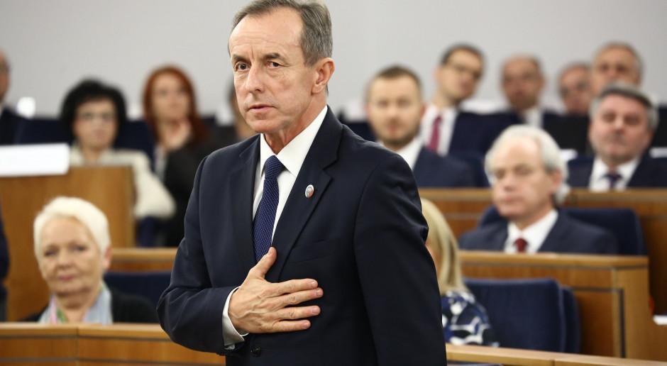 Marek Martynowski o immunitecie Grodzkiego: zrobiliśmy, co mogliśmy