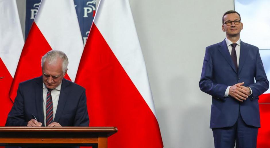 Projekt podatkowy z Polskiego Ładu na początku przyszłego tygodnia trafi do konsultacji
