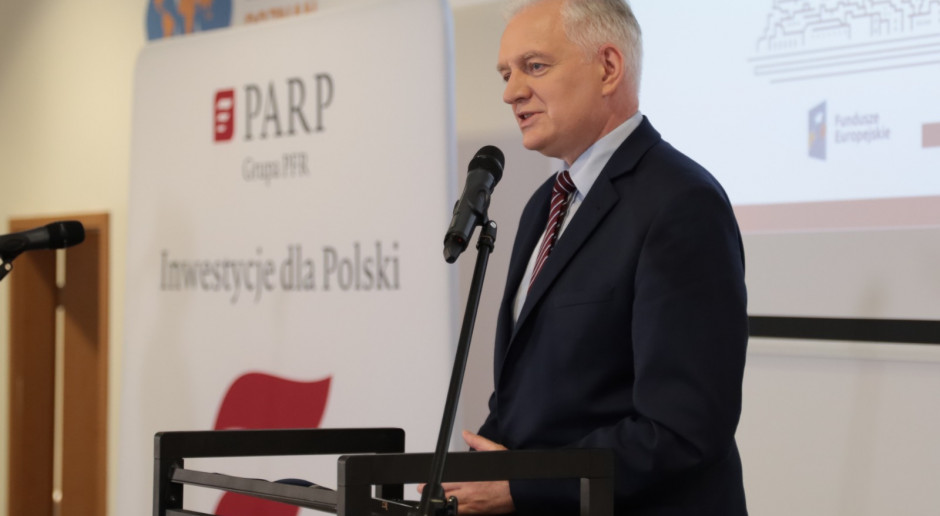 Jarosław Gowin: wątpliwe kariery rodzin polityków podważają zaufanie obywateli do klasy politycznej