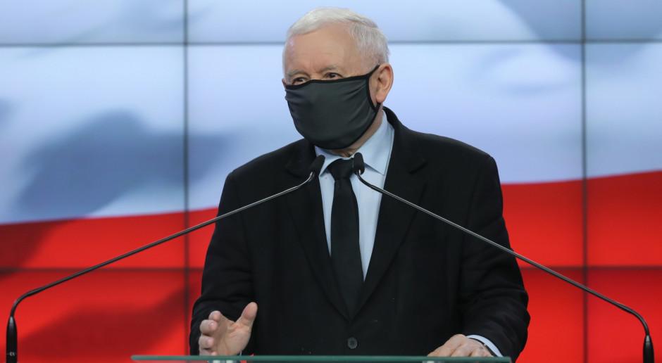 Jarosław Kaczyński: znów mamy większość w Sejmie