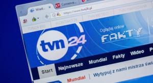 """Koncesja dla TVN24 niepewna. """"Prowadzimy dialog z nadawcą"""""""