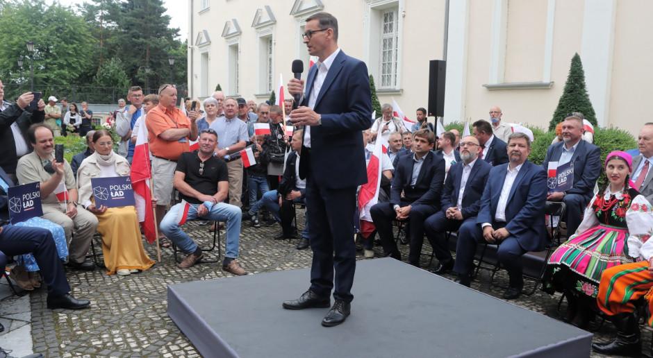 Morawiecki: przez ostatnie 2 lata do Polski wróciło więcej osób niż z niej wyjechało
