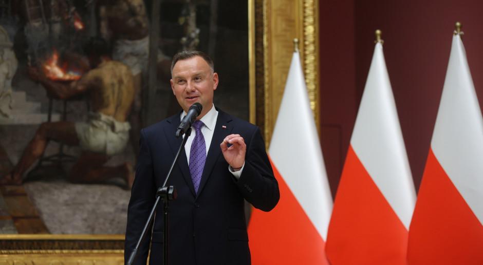 Prezydent Duda: Każdy kto działa na rzecz Krakowa, działa także na rzecz Polski