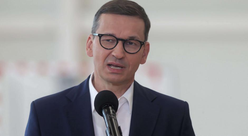Premier o rzezi wołyńskiej: Nigdy nie pozwolimy na wymazanie z pamięci czy zakłamanie tej strasznej i ważnej części dziejów
