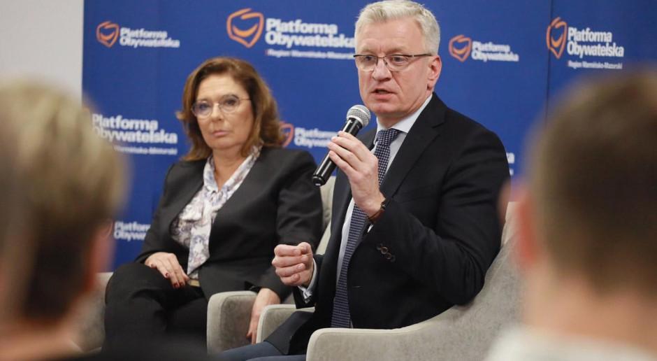 Białystok: Kidawa-Błońska apelowała o ochronę wsi Kruszyniany