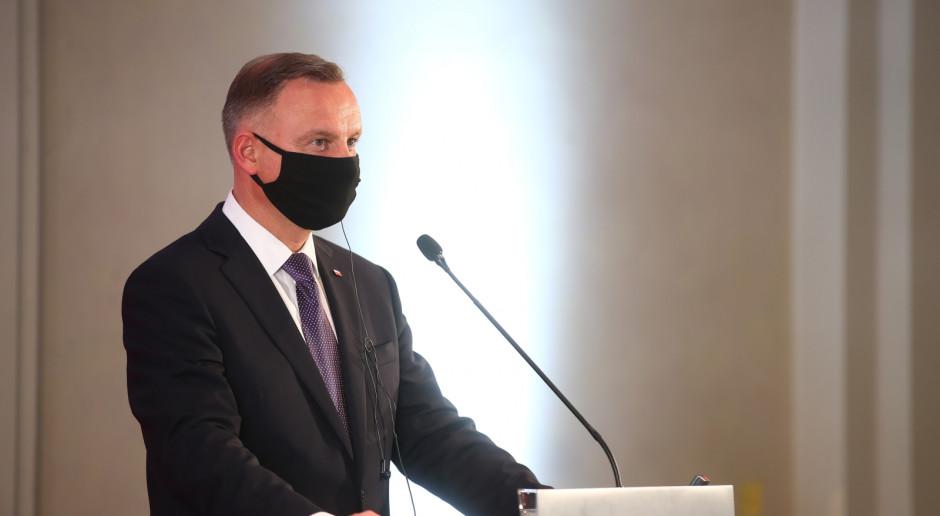 Prezydent Duda: My, jako Polacy, nie możemy się zgodzić, żeby ludzie byli u nas więzieni