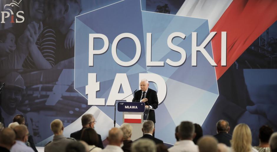 Kaczyński: Będą gwarancje dla podwykonawców inwestycji