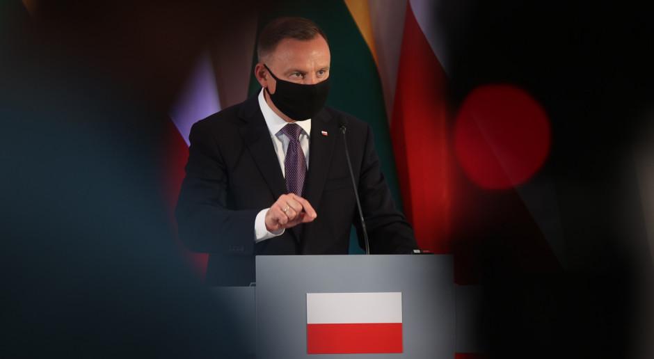 Prezydent: Chcemy, żeby na Białorusi zapanowała prawdziwa demokracja