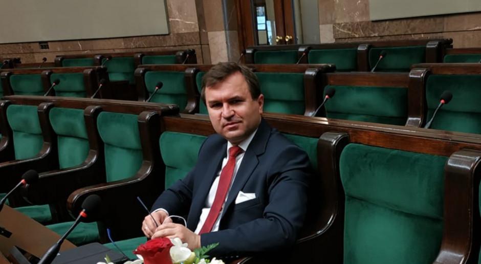 Girzyński: Konflikt Kaczyńskiego i Tuska nie służy Polsce. Trzeba to skończyć