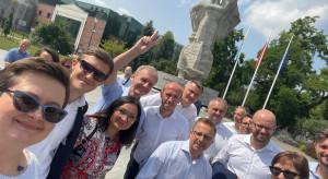 Koalicja Obywatelska kontynuuje objazd po Polsce