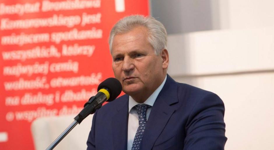 Kwaśniewski: Platforma Obywatelska odzyskała lidera