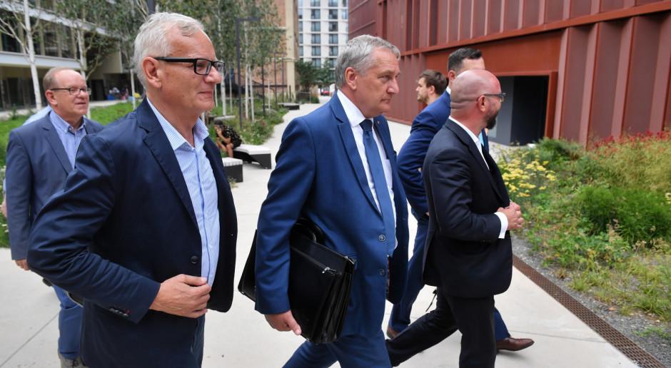 Zarząd Nowej Lewicy: Wierzbicki i Elsner zawieszeni w prawach członka partii