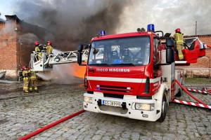 Strażacy upamiętnią poprzedników