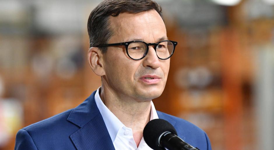 Mateusz Morawiecki najdroższym medialnie politykiem w polskim internecie