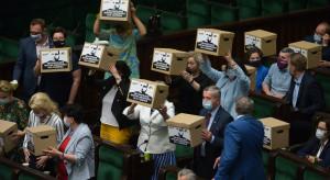 Sejm odrzucił wniosek o wotum nieufności dla Przemysława Czarnka