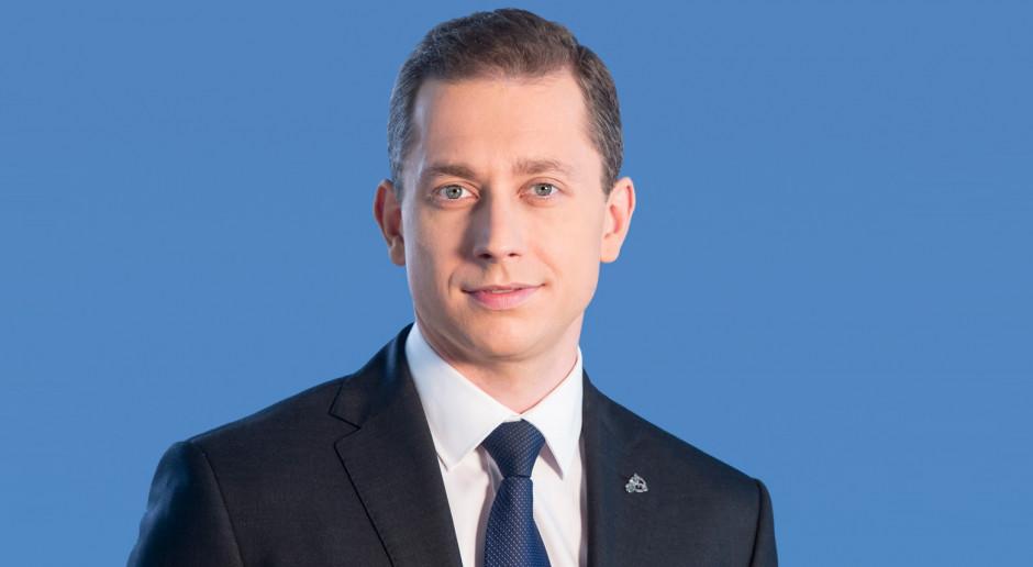 Cezary Tomczyk zostanie wiceszefem PO