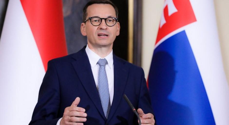 Premier po rozmowie z Cimanouską: zapewniłem, że może liczyć na wsparcie i solidarność