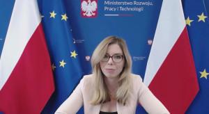 Anna Kornecka: nie żałuję, że za obronę przedsiębiorców zapłaciłam dymisją