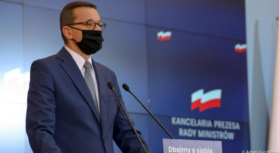 Premier: Próbując się bronić przed zarzutami Tusk mówi rzeczy niewiarygodne i przypuszcza pełen kłamstw atak na mnie i moją żonę