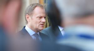 Tusk wraca na trasę po Polsce