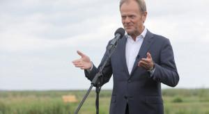 Donald Tusk nawołuje, by zrobić wszystko dla uniknięcia katastrofy klimatycznej