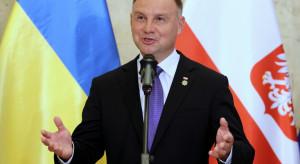 Prezydent pogratulował Justynie Kozdryk medalu na paraolimpiadzie