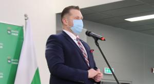 Czarnek: Żadnego poziomu minimalnego zaszczepienia w szkołach nie wyznaczamy
