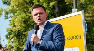 Hołownia zapowiedział Pierwszy Kongres Ruchu Polska 2050