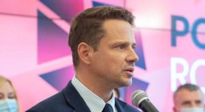 Trzaskowski: Stan wyjątkowy to dowód bezradności państwa PiS