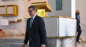 Morawiecki: nikt nas nie będzie pouczał czym jest praworządność