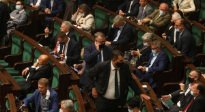 Koalicja KO, Polski 2050 i KP pokonałaby Zjednoczoną Prawicę; Agrounia w Sejmie