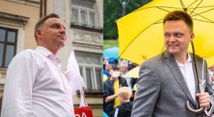 Duda i Hołownia z największym zaufaniem. Kaczyński i Kukiz na ostatnim miejscu
