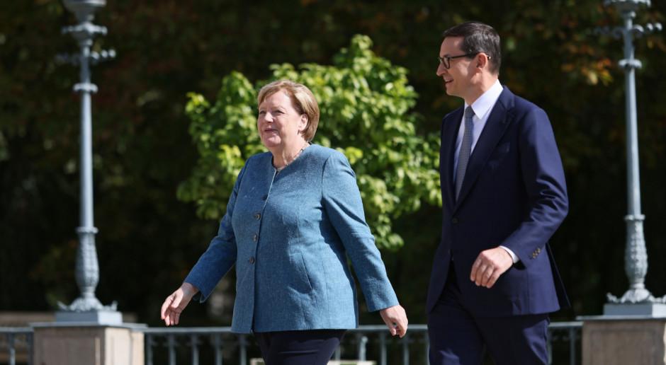 Merkel: Musimy chronić zewnętrznych granic UE