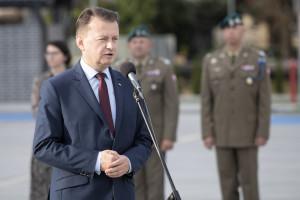 W poniedziałek szef MON z wizytą na Łotwie