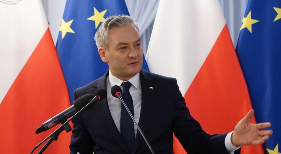 Biedroń: Budżetu UE nie załatwia się po znajomości. To nie jest kiełbasa spod lady