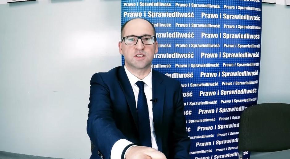 Bielan: Uzgodniliśmy z Kaczyńskim 80 proc. spraw związanych z umową koalicyjną