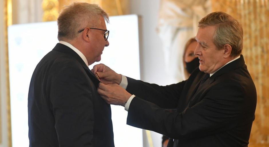 Ryszard Czarnecki został pełnomocnikiem PiS do spraw sportu