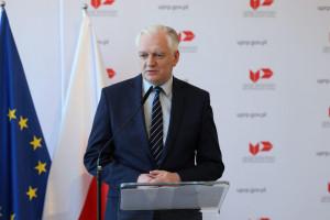 Gowin: Premier Mateusz Morawiecki wyprowadził ogromny dług i go ukrył