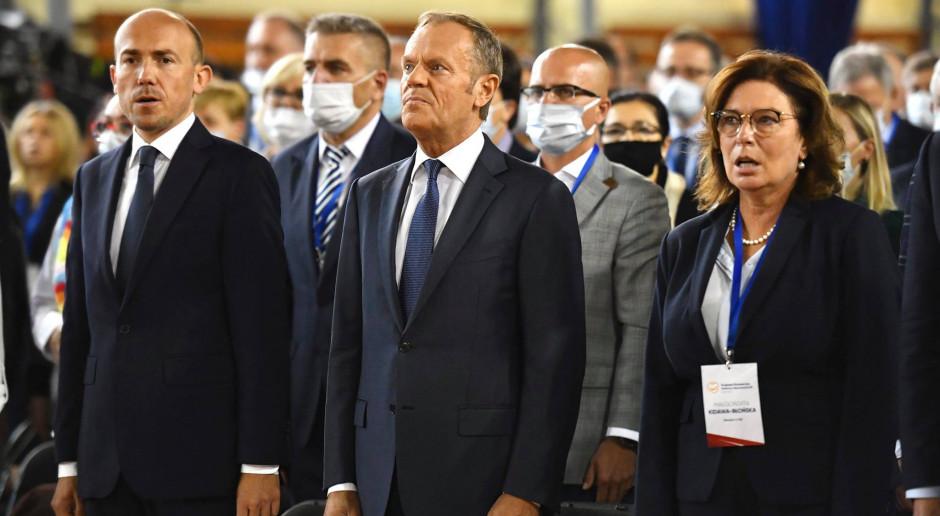 PO: Donald Tusk zareagował imulsywnie. Ale udowodnił, że ma posłuch polityczny