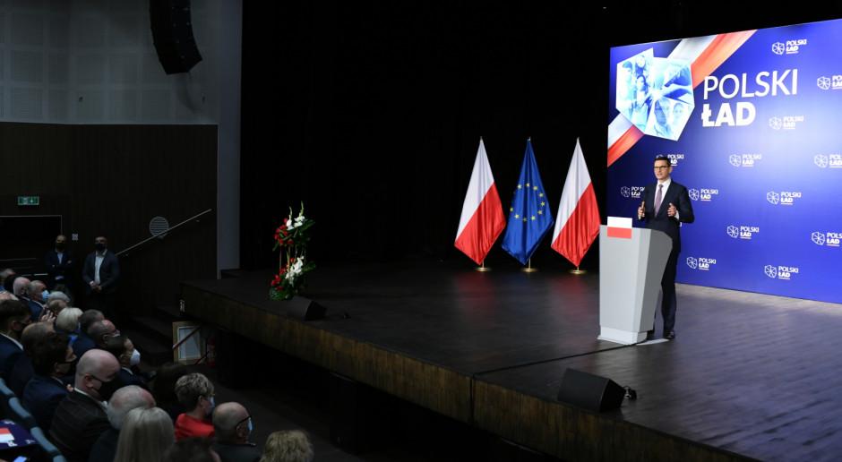 Morawiecki: Odbudowa szans Polaków to nasz pierwszoplanowy obowiązek