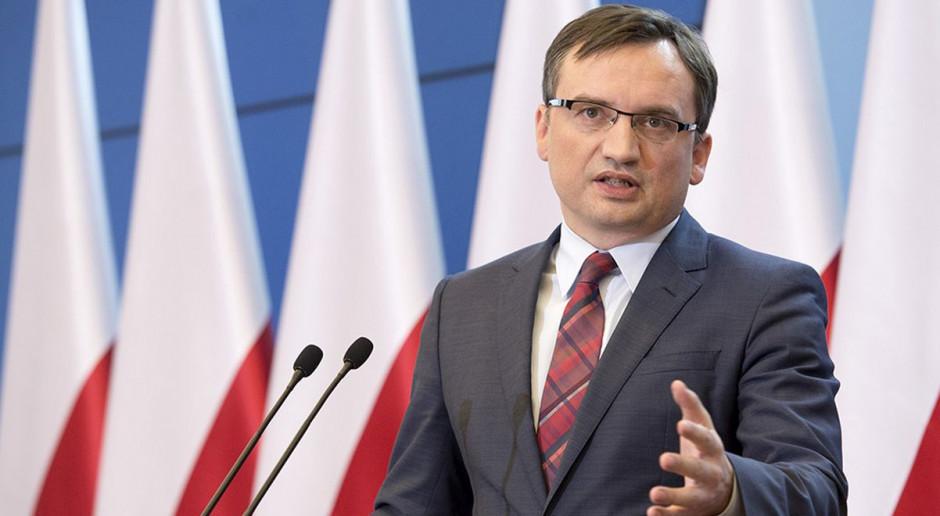Zbigniew Ziobro ws. reformy sprawiedliwości: jestem po rozmowach z Kaczyńskim