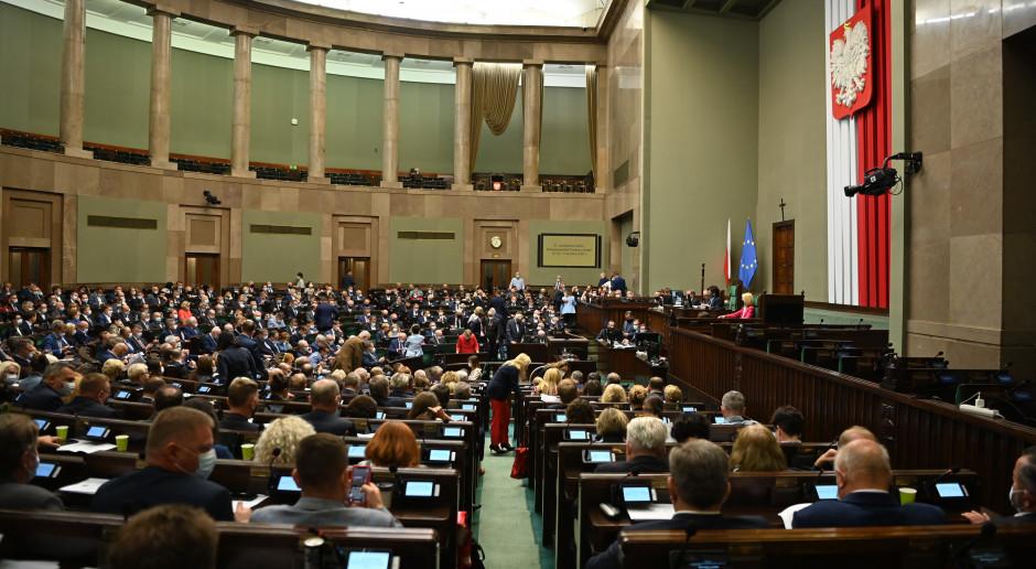 Sejm zajmie się wnioskiem prezydenta ws. stanu wyjątkowego