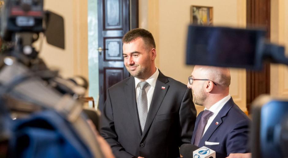 Błażej Spychalski: kończę pracę ministra, ale nadal będę wspierał prezydenta