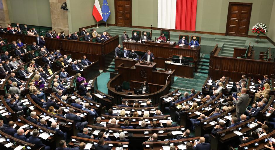 W Sejmie Forum Młodych Parlamentarzystów Trójmorza