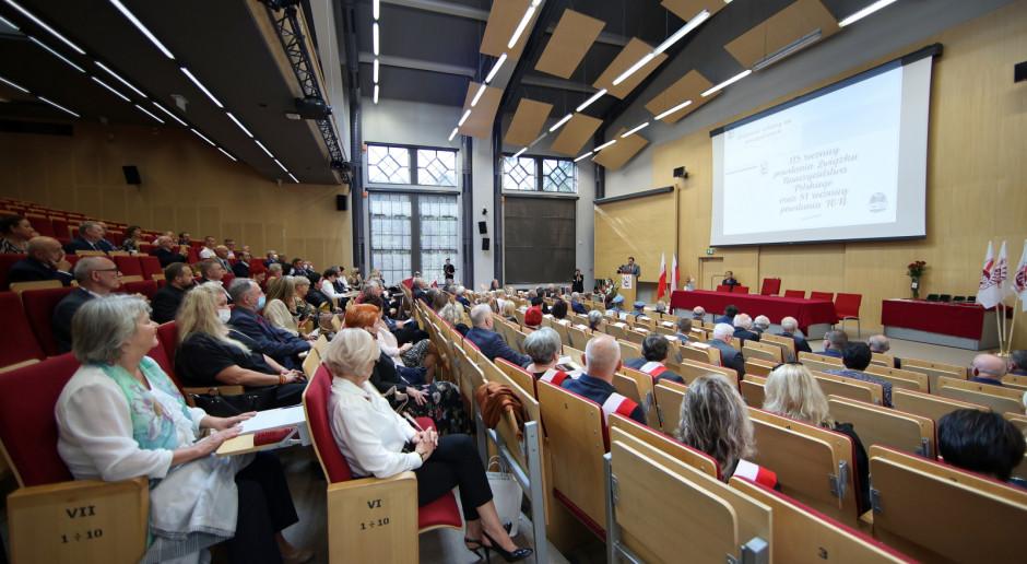 Kraków: ZNP świętuje 115-lecie i krytykuje propozycje ministerstwa edukacji