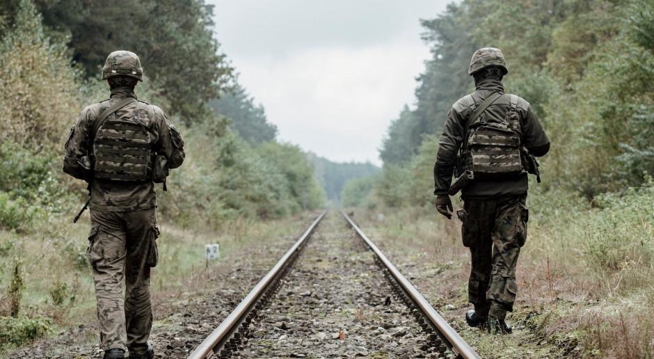 MON: Weekendowe ćwiczenia żołnierzy i terytorialsów na wschodzie kraju